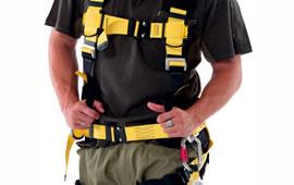 Oprema za rad na visini i sprečavanje pada sa visine