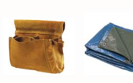 Dodaci: torbice, cerade, vatrogasni aparati, krpa, pucvala, pasta